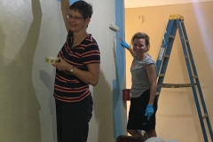 carey and luann painting
