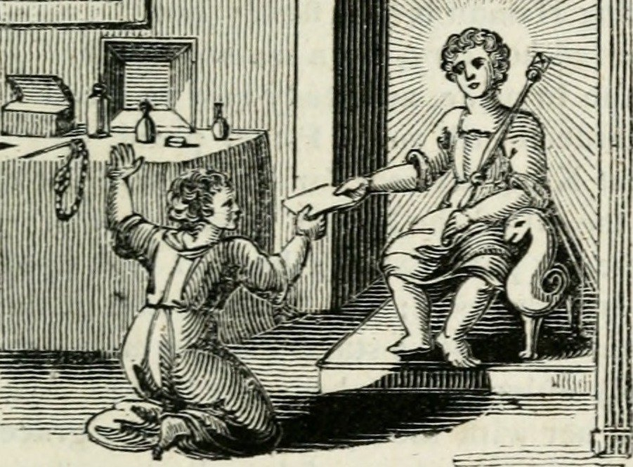 Internet Archive of Book Images, Image from page 220 of Emblems, divine and moral (1818)